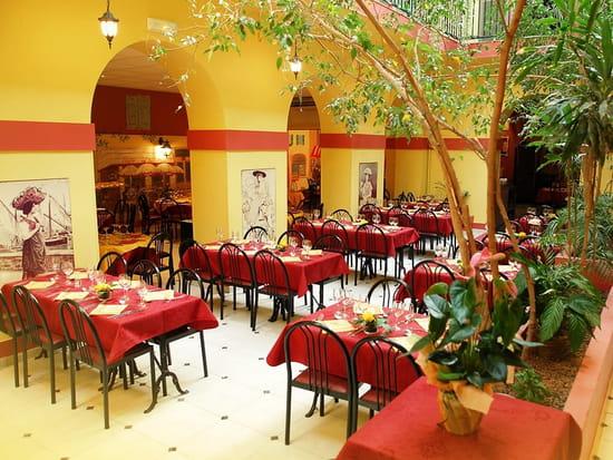 Restaurant : Le Ligure Nice Restaurant  - 4 salles communiquent par des arcades -   © Le Ligure Nice Restaurant