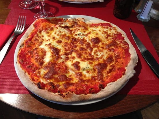 Plat : La Pignata  - Pizza 4 Fromages -