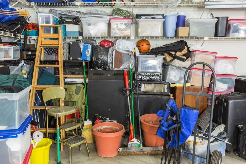 12 astuces pour am nager son garage avec g nie. Black Bedroom Furniture Sets. Home Design Ideas