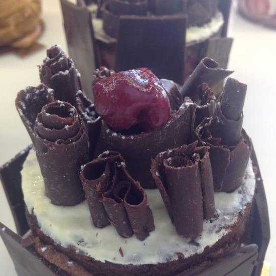 Dessert : Traiteur pâtissier chocolatier Éric vignot