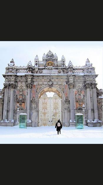 Le palais de Dolmabahçe: fruit de la jalousie
