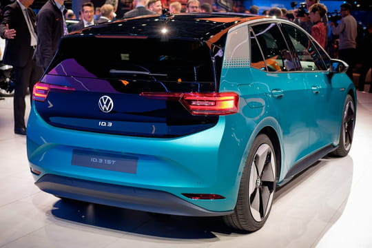 Volkswagen ID 3: une électrique à pas cher? Notre avis [photos, prix]