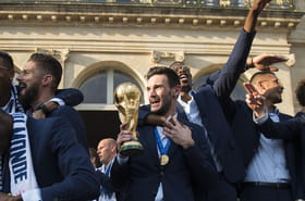 Equipe de France: quelle place au classement Fifa pour les Bleus?