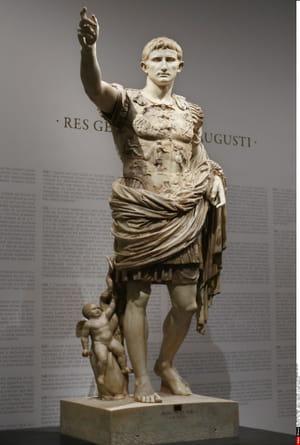 Statue Prima Porte d'Auguste