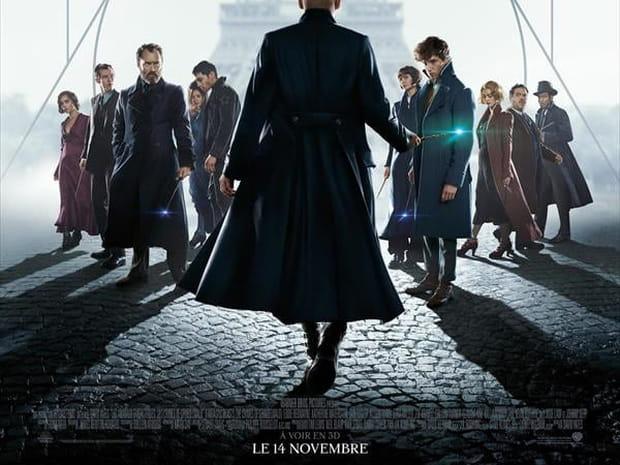 Les Animaux fantastiques 2: Les Crimes de Grindelwald