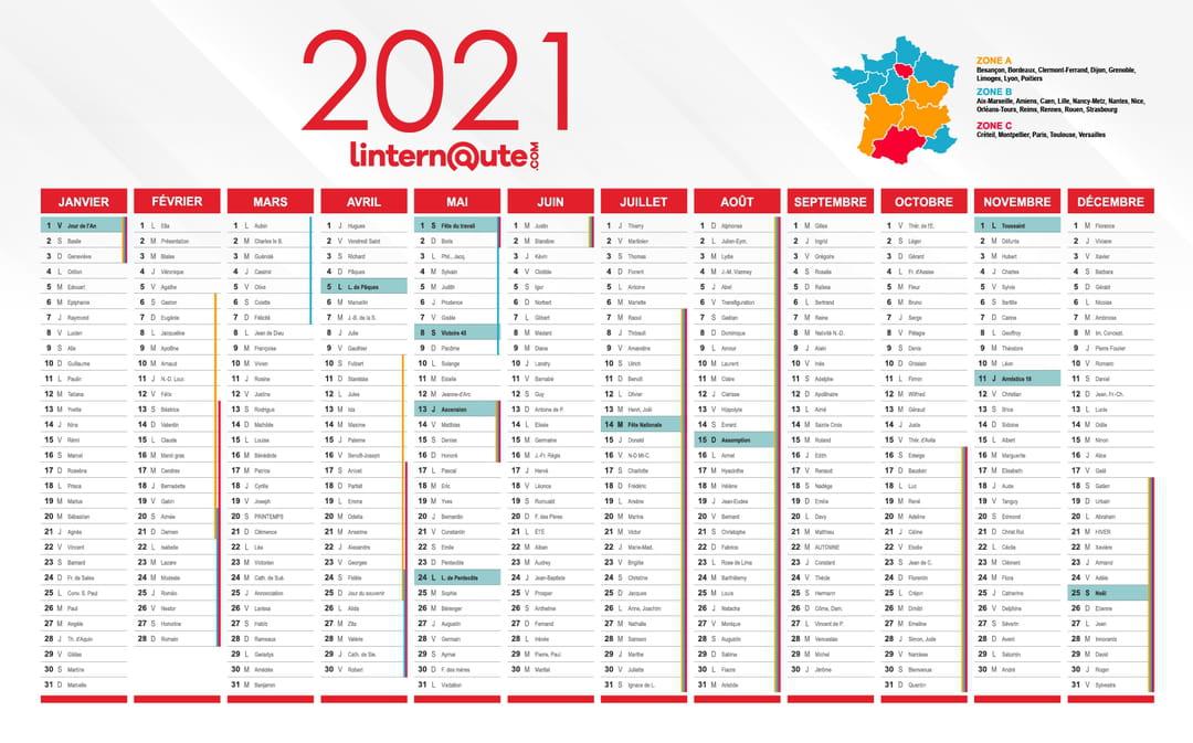Jours fériés 2021 : dates et calendrier complet, quels sont les