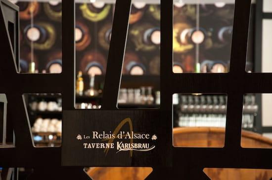Les Relais d'Alsace - Taverne Karlsbräu  - Les Relais d'Alsace -