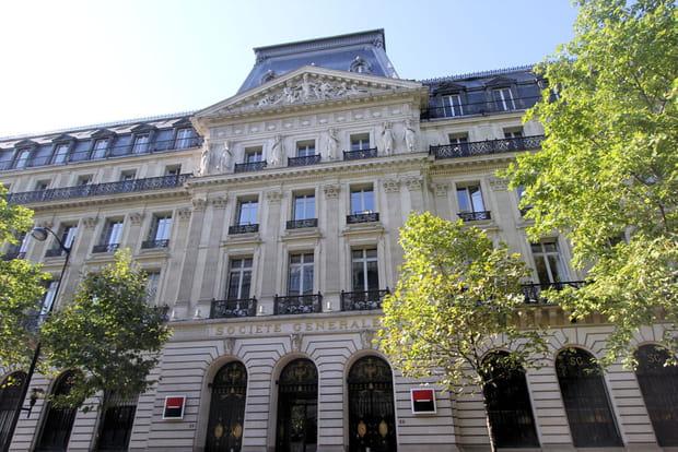 L'agence bancaire vue par la Société Générale