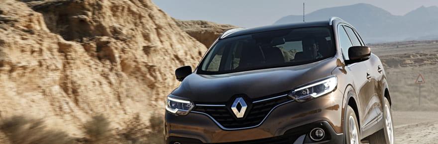 Renault Kadjar: que propose la série limitée Star Wars? [essai, prix]