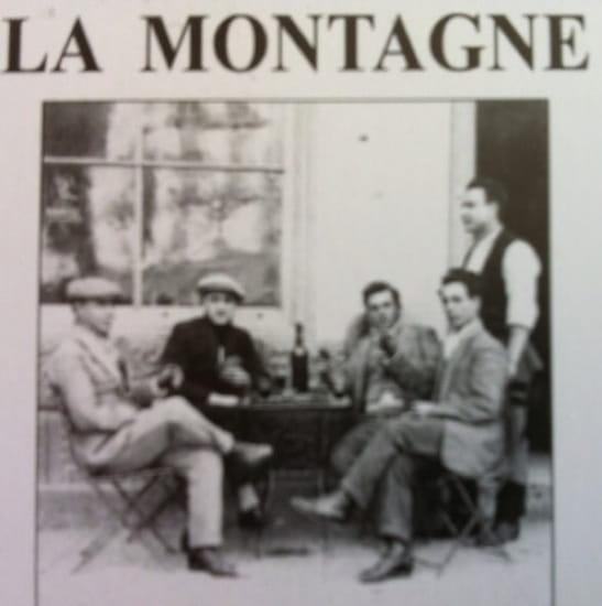 Restaurant : La Montagne