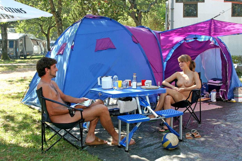 Camping masturbation stories