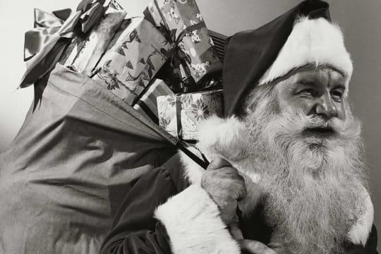Père Noël: du bonhomme vert au personnage rouge de Coca, son histoire
