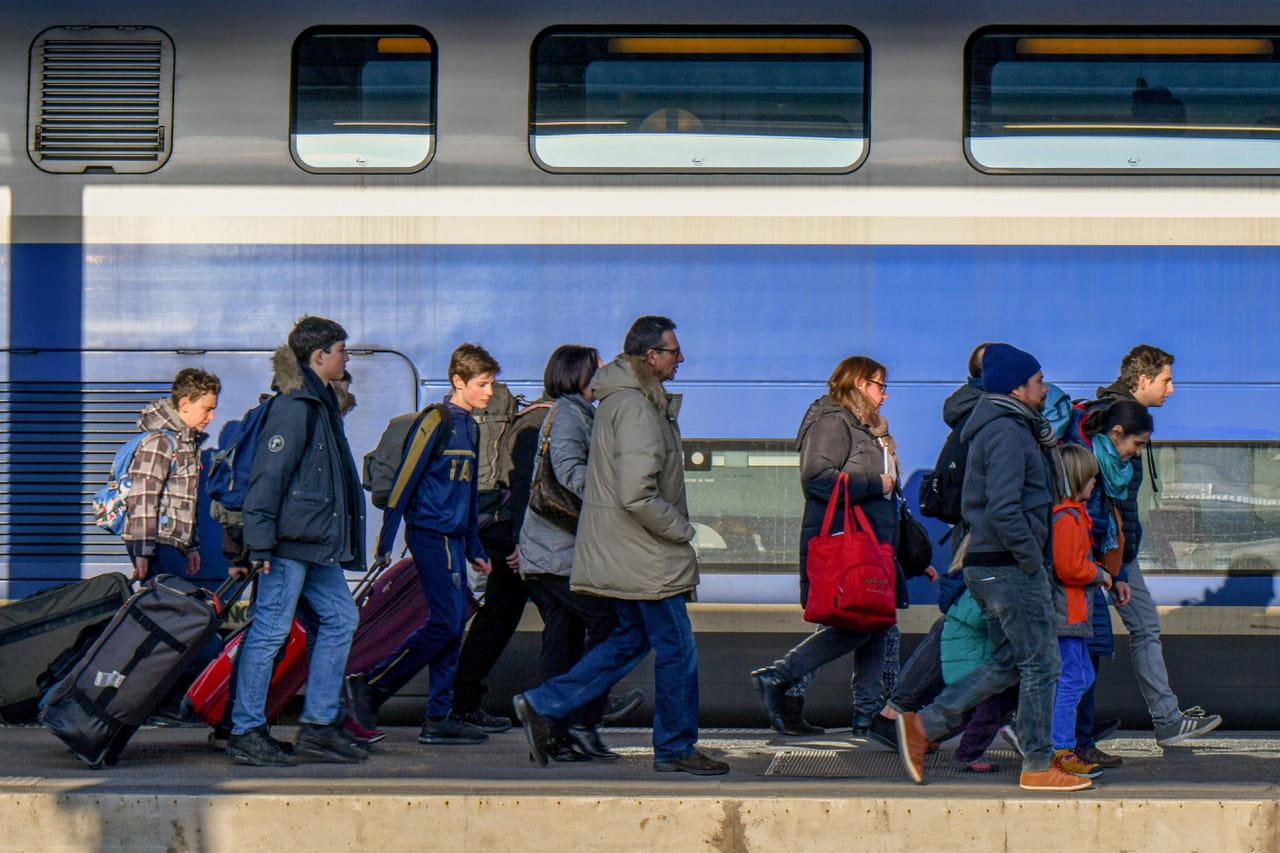 Grève RATP & SNCF: prévisions du vendredi 17janvier, trafic normal sur les TGV