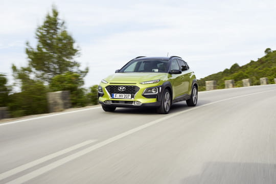 Nouveau Hyundai Kona: un petit SUV, rival du Renault Captur