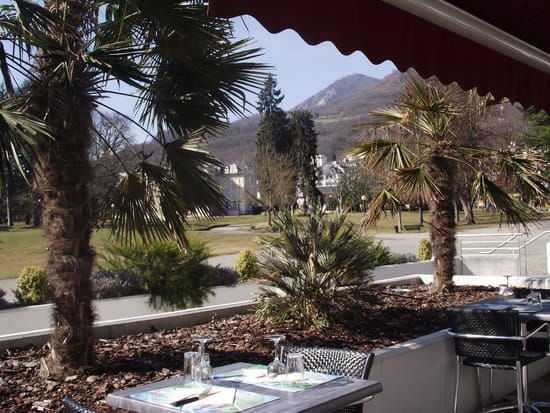 Les Terrasses Du Parc  - terrasse -