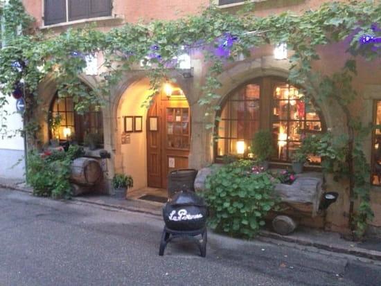 Restaurant : La Poterne