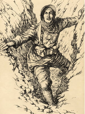 Guerre 14 18 dessin