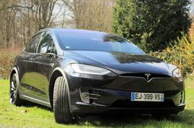 Essai Tesla Model X: on a testé le SUV électrique révolutionnaire!