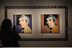 Hergé portrait