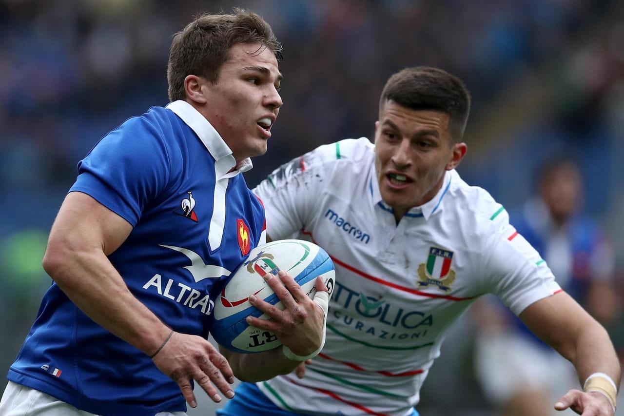 Coupe du monde de rugby: suivez France - Italie en direct!