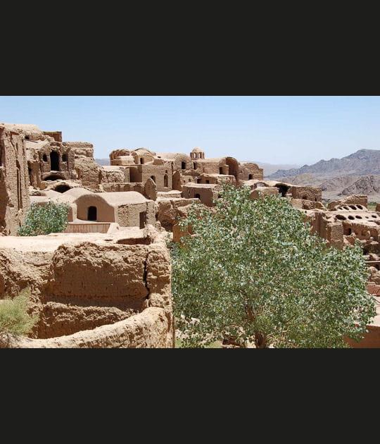 Paysages désertiques