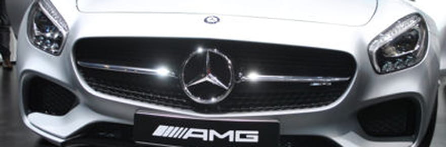 La Mercedes-AMG GT veut se frotter auxPorsche911