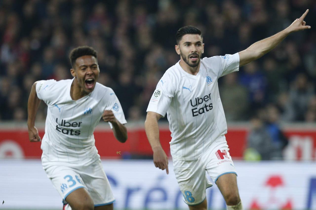 Ligue 1. Lille - Marseille: l'OM frappe un grand coup! Le résumé du match