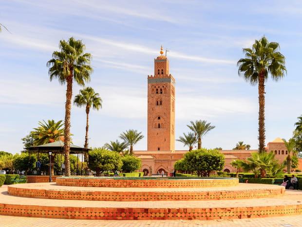 Les plus beaux endroits à visiter à Marrakech