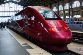 Thalys: la compagnie ferroviaire met en vente 40000billets à 25euros pour cet été