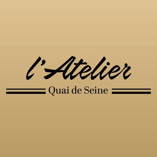 L'Atelier Quai de Seine   © Atelier quai de Seine