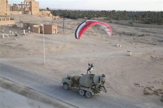 Ce qu'était Palmyre autrefois