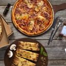 Plat : Basilic & Co Carcassonne (Roosevelt)  - pizzas -   © Basilic & Co