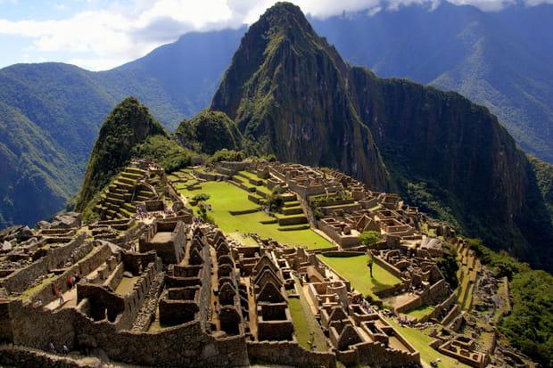 Le Machu Picchu (Nouvelle merveille du monde)