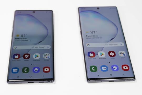 Galaxy Note 10: prix, nouveautés... Ce que l'on sait du nouveau smartphone de Samsung