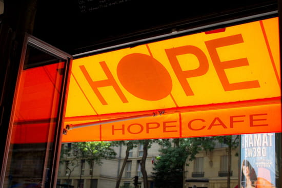 Hope Café  - store  -   © franck