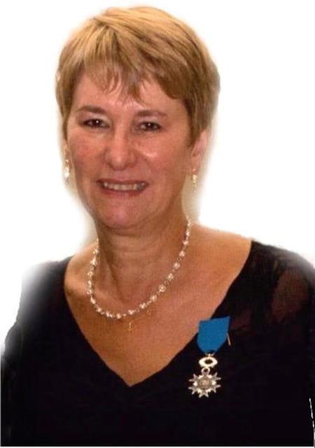 Gisèle Ruelle