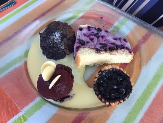Dessert : Le Bagatelle  - Gâteau Vosgien:) -