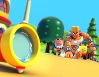 Oui-Oui, enquêtes au Pays des jouets : L'affaire de l'étrange comportement de Deltoïd
