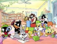Baby Looney Tunes : Bugs dans la Lune. - Un bébé peut en cacher un autre