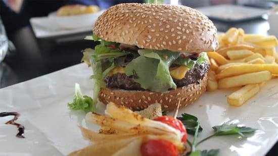 Plat : Restaurant le QG  - QG Big Burger -   © Restaurant le QG