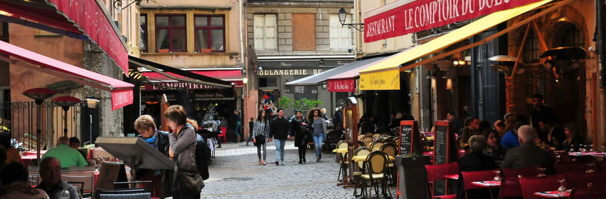 Les bons restaurants à tester durant laFête des Lumières à Lyon