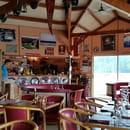 Restaurant : Le Relais de la Pommeraie  - Salle -