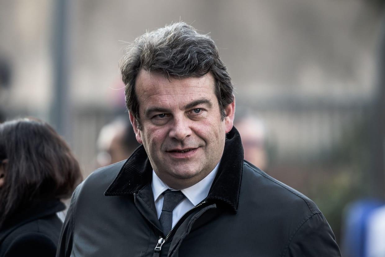 France: le député LREM Thierry Solère en garde à vue