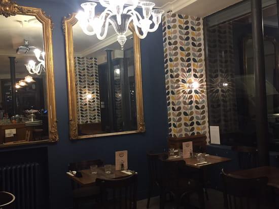 Restaurant : Les Ptits Gros Diderot  - Salle -   © NZ