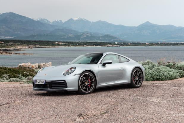 L'essai de la Porsche 911