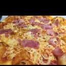 Plat : O'Cantina Café  - Mini pizza -