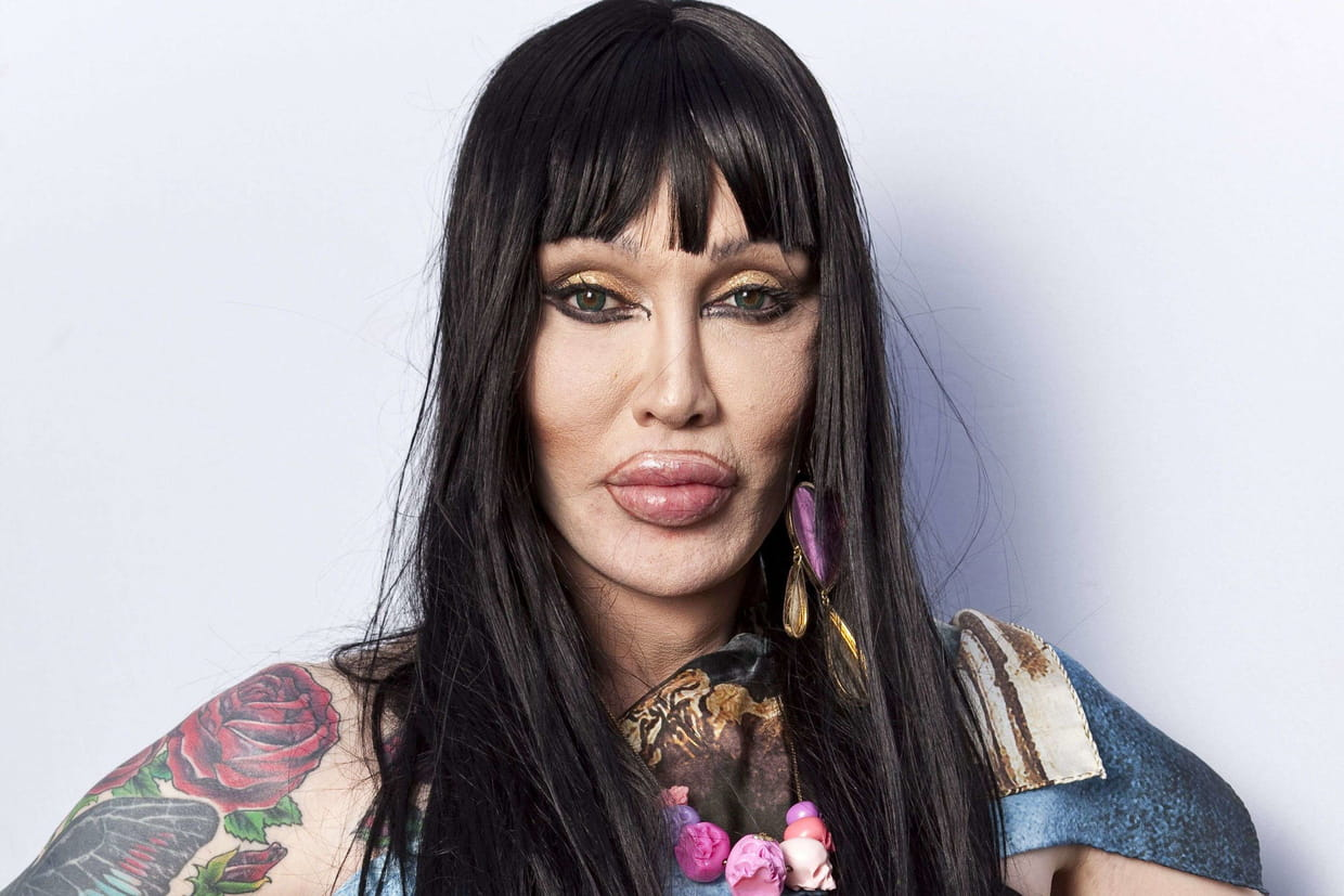 pete burns penis