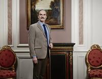 Alphonse président : French Touche