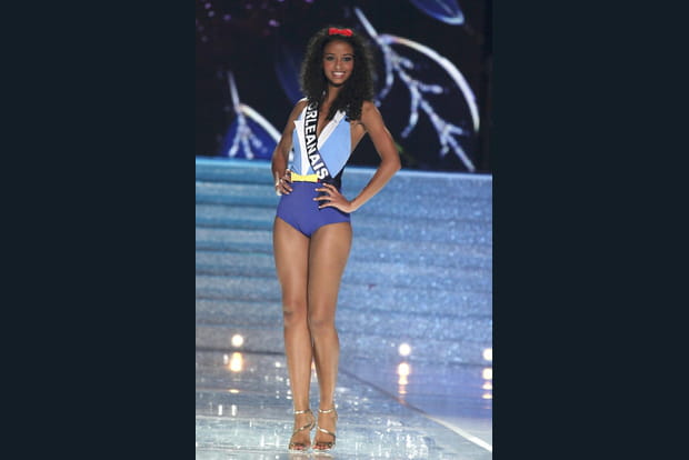 Miss France 2014 en Blanche Neige