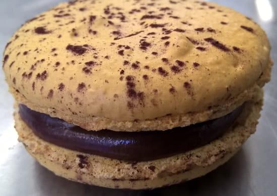 Cocoricook  - Macaron passion et chocolat au lait -